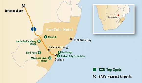 discover kwazulu natal