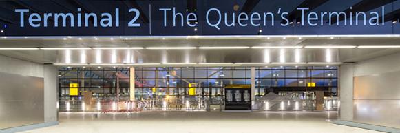 Heathrow New Terminal 2