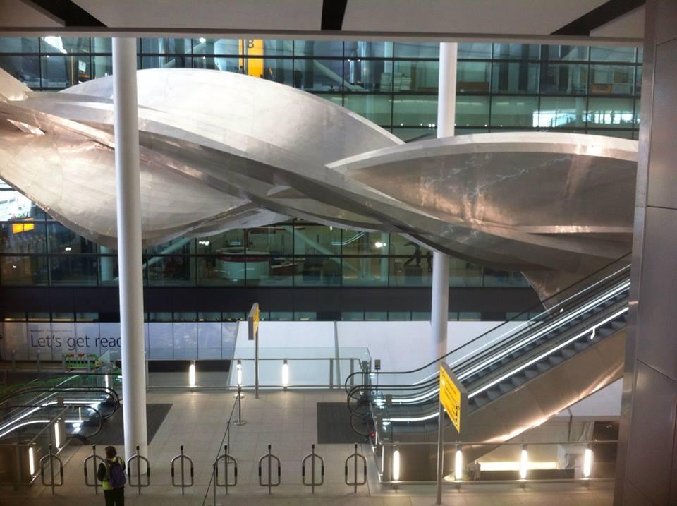 Star Alliance Heathrow Terminal 2