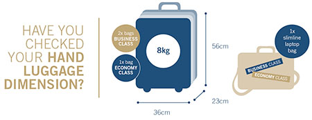 Hand luggage | Baggage | Carry-on luggage | Baggage allowance ...