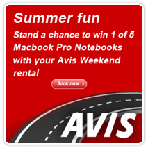 Avis Summer Fun