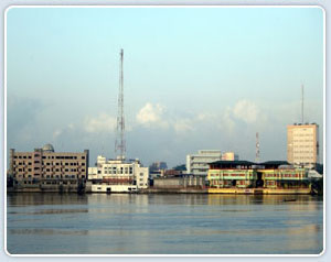 Cotonou Skyline