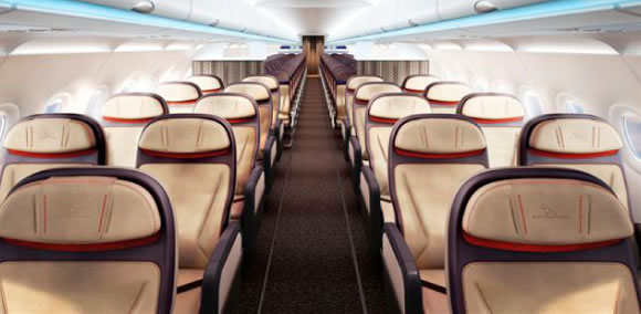 Fly in Style with the New Airbus A320-200