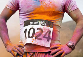 Colour Me Crazy 5km Run