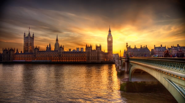 Destination of the Month: London