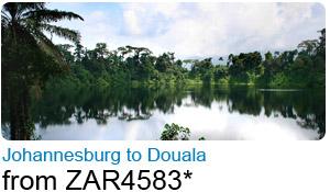 Johannesburg to Douala