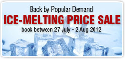 Ice Melt Sale