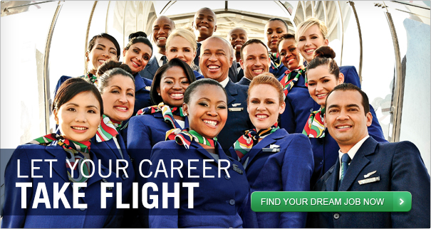 SOUTH AFRICAN AIRWAYS (SAA) INTERNSHIP LEARNERSHIP CAREER