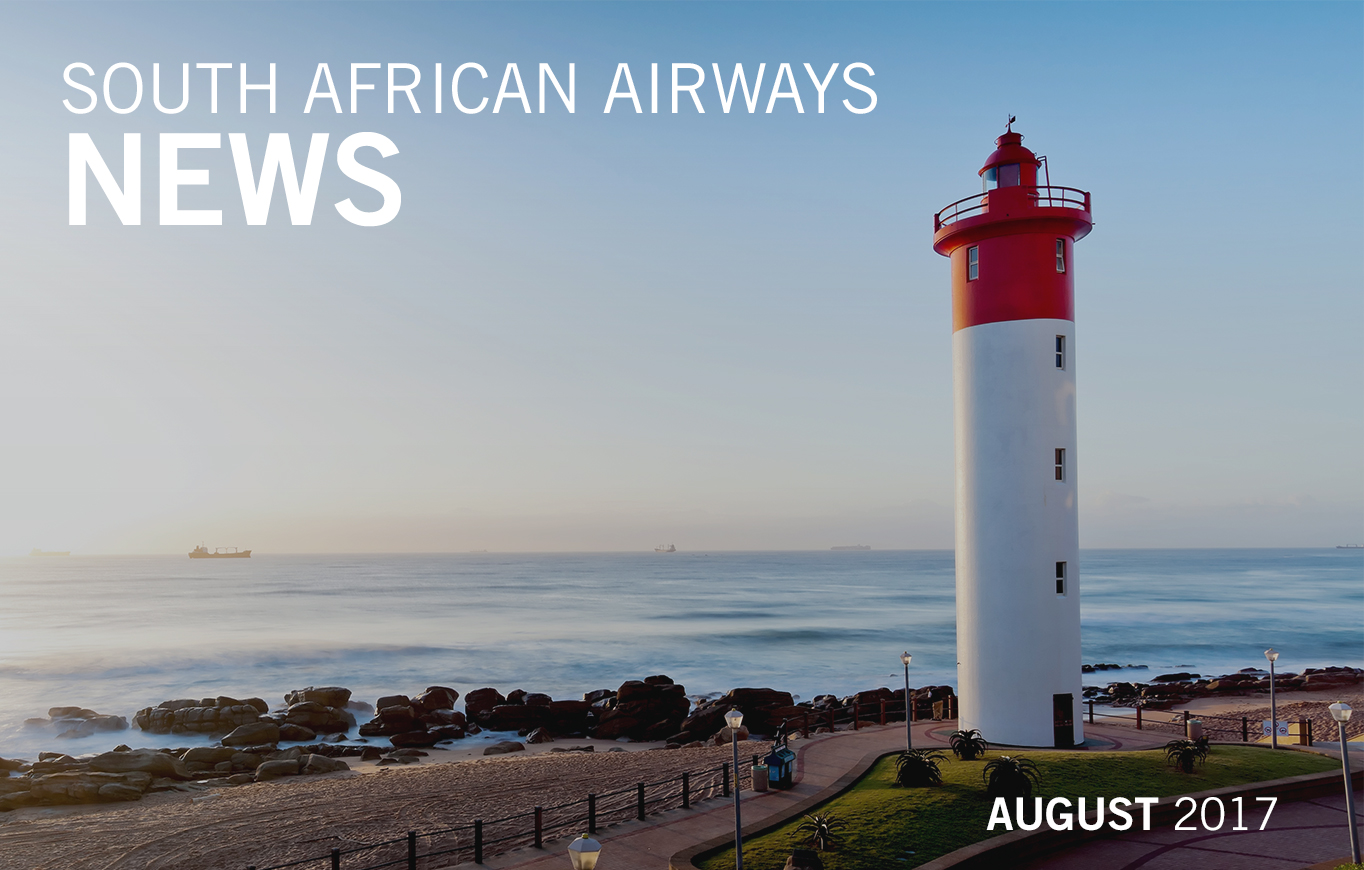 South African Airways News - August 2017