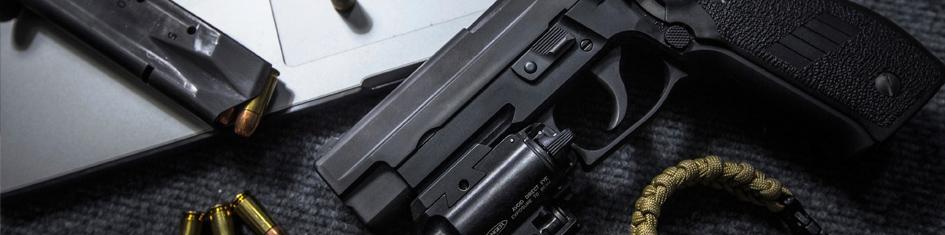 Armi da fuoco e munizioni