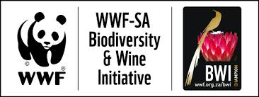 WWF-SA Biodiversity & Wine Initiative logo