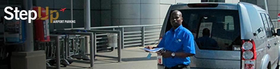 Parking à l'aéroport