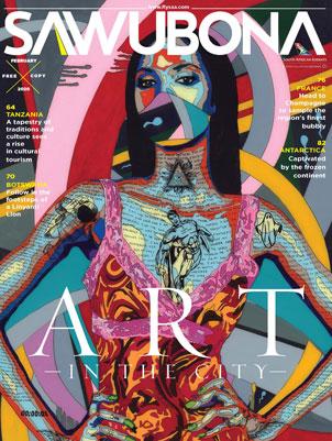 sawubona magazine cover