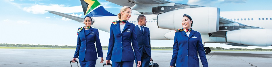 Cabin Crew Training - South African Airways
