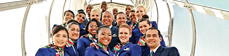 南非航空事業