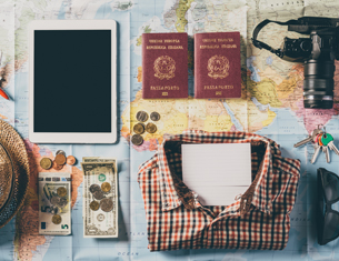 travel essentials image